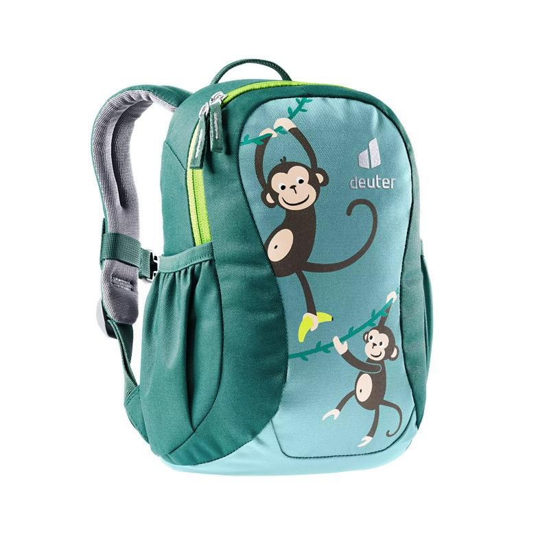 Petit sac à dos enfant - Pico de Deuter - A partir de 2 ans - Dustblue/Alpine green