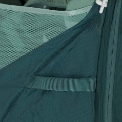 Porte-bebe de randonnée Poco LT - Osprey - Vert