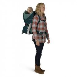 Porte-bébé de rando Osprey Poco LT vert