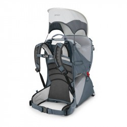 Porte bébé de rando Poco LT - Gris Osprey