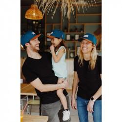 Casquette ecoresponsable - Hello Hossy famille