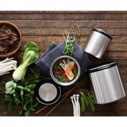 Boite repas en inox isotherme TK Canister