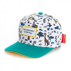 casquette hello hossy jungle