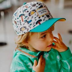 casquette jungle enfant