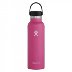 Gourde inox isotherme - Hydroflask - 621ml - Carnation