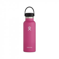 Gourde inox isotherme - Hydroflask - 532ml - Carnation