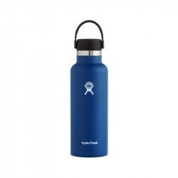 Gourde inox isotherme - Hydroflask - 532ml - Cobalt