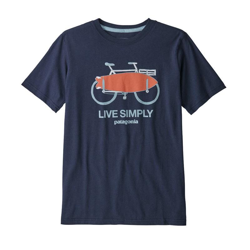 T-shirt enfant coton bio Patagonia