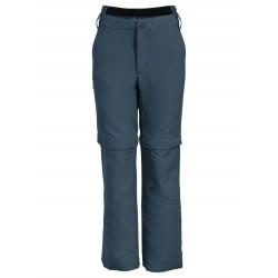 Pantalon de rando et bermuda - Detective Strech - Vaude - Steelblue