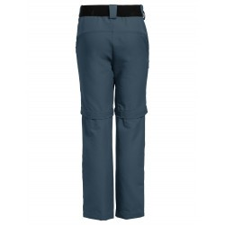 Pantalon de rando et bermuda - Vaude - Steelblue