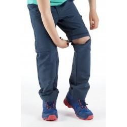 Pantalon de rando et bermuda enfant Vaude - Detective Strech