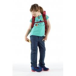 Vaude pantalon de rando enfant Detective Stretch