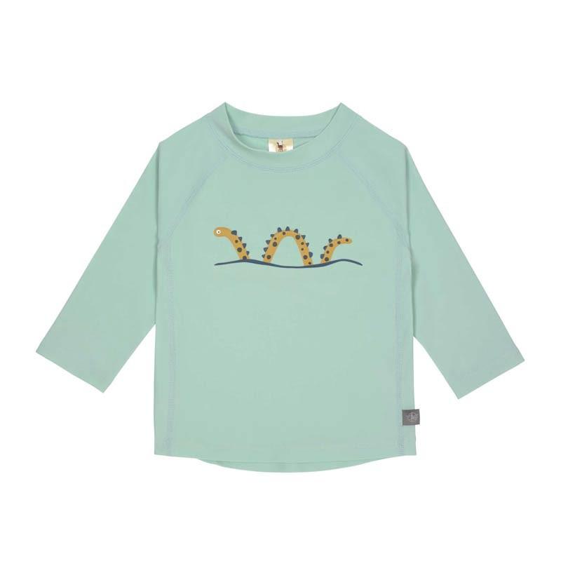 T-shirt de bain bébé anti-uv - serpent de mer