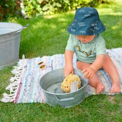 Chapeau anti-UV bébé