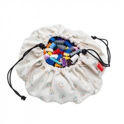 Mini sac de rangement - Play and Go - Rainbow
