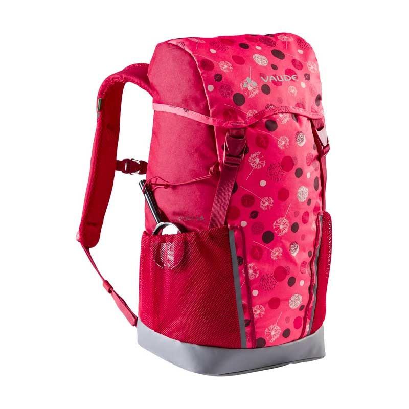 Puck 14 - Vaude - Bright Pink/Cranberry