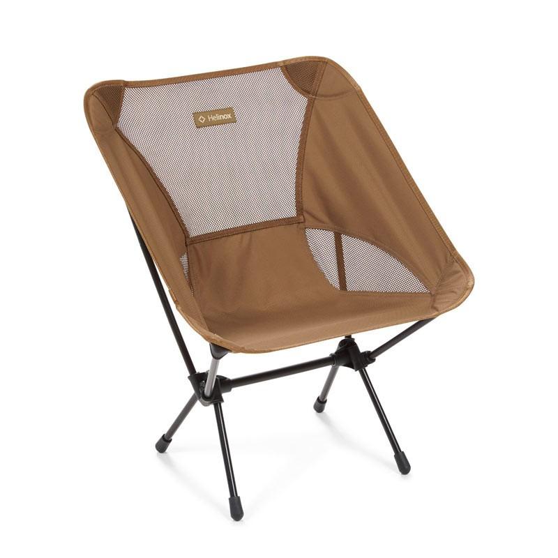 Chair One d'Helinox - Chaise pliante ultra légère - Coyote tan