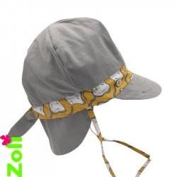 Chapeau de soleil bébé et enfant zoli - manta