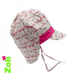 Chapeau de soleil bébé - crevettes