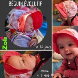 chapeau Beguin Zoli en lin - Boing Boing