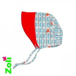 chapeau de soleil bébé zoli - bateau