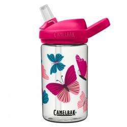 Gourde enfant Camelbak - colorblock butterflies