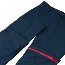 pantalon de randonnée enfant anti-tiques et anti-moustiques