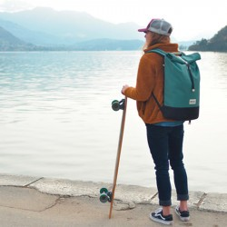 Sac à langer tout terrain Squamish - Silver Pine - Mero Mero -