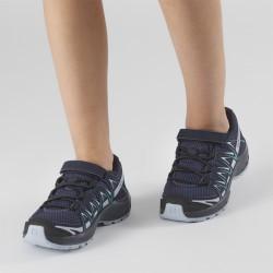 Chaussure de randonnée enfant Salomon - XA PRO 3D Kid - Du 26 au 30 - Blue indigo/Kentucky Blue/Capri Breeze