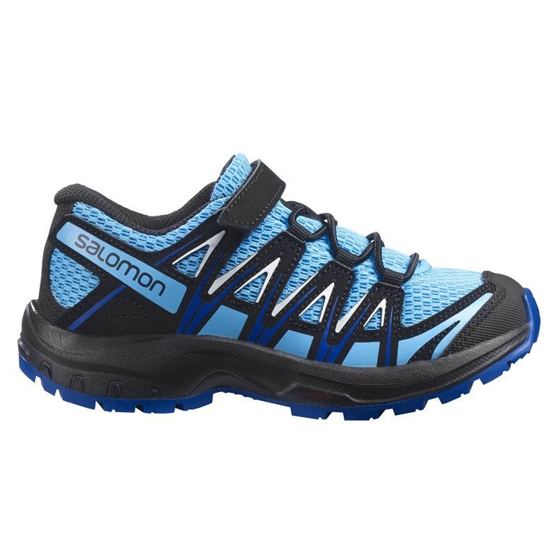 Chaussure de randonnée enfant Salomon - XA PRO 3D Junior - Ethereal Blue