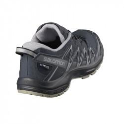 XA PRO 3D Junior CSWP - Chaussure Salomon enfant Imperméable - 31 au 35 - Quiet Shade