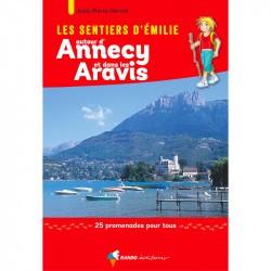 Les Sentiers d'Emilie autour d'Annecy et dans les Aravis
