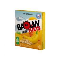 Baouw kids bio - Banane