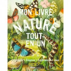 Mon livre nature tout-en-un - Glénat