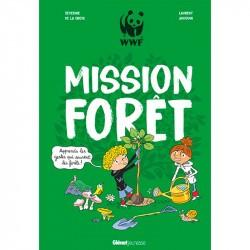 Mission Forêt - Glénat