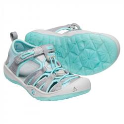 Sandales de marche fille - Blue Tint/Vapor