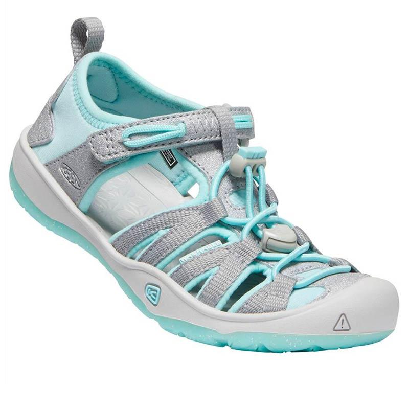 Sandales de marche fille - Keen Moxie - Blue Tint/Vapor