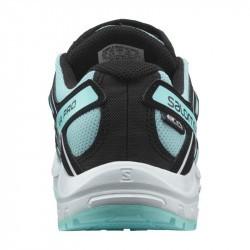 Chaussure Salomon enfant Imperméable - XA PRO 3D Junior CSWP  - 31 au 35 - Pastel Turquoise