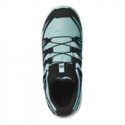 XA PRO 3D Junior CSWP - Chaussure Salomon enfant - 31 au 35 - Pastel Turquoise