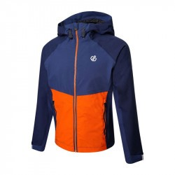 Veste imperméable et respirante - In the Lead II - Dare2B - bleu orange