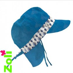 Chapeau de soleil évolutif