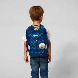Ergobag Mini- cartable maternelle ergonomique - Soccer FanBear - garçon