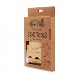 Outil de sculture pour le sable enfant - Huckelberry