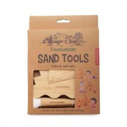 Outil de sculture pour le sable - Huckelberry
