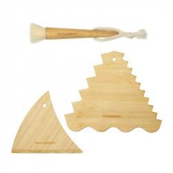 Outil de sculture Huckelberry pour le sable -