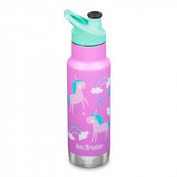 Kid Kanteen isotherme en inox - 350 ml - unicorns