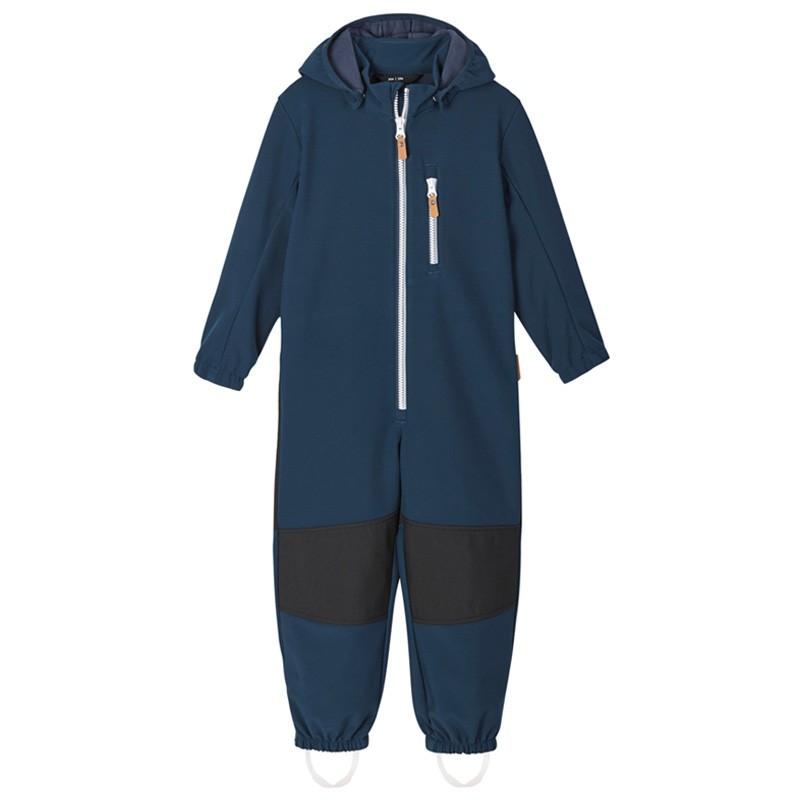 Combinaison Softshell enfant - Nurmes - Reima - Bleu - 2021