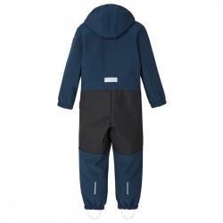 Combinaison Softshell enfant - Nurmes Bleu - 2021
