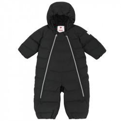 Combinaison bébé chaude et déperlante transformable en sac de couchage - Black - HONEYCOMB - REIMA