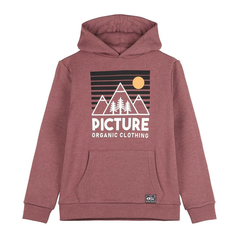 Sweat à capuche - Fasty Hoodie - Picture Organic Clothing
